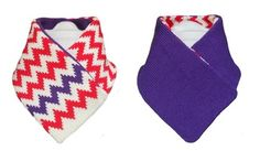 Reversible Collar Scarf - Rhea Clements