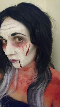Special FX Aged vampire