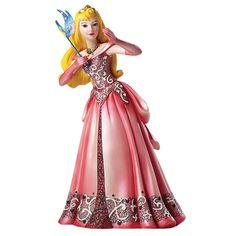 Disney Showcase Aurora Masquerade Statue - Enesco - Sleeping ...