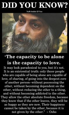 Their happiness can not be taken by the other because it was not given by the other - osho Wise Quotes, Quotable Quotes, Great Quotes, Words Quotes, Motivational Quotes, Inspirational Quotes, Sayings, Amazing Quotes, Spiritual Quotes
