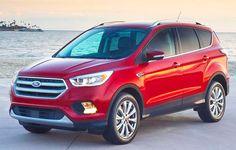 2019 Ford Escape Interior and Exterior