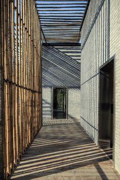bamboo courtyard teahouse - shiqiao yangzhou - china - harmony world consulting + design - photo by t + e