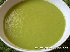 Špenátovo-dýňová polévka (raw food) :: Syrová strava Raw Food Recipes, Vegetarian Recipes, Gluten Free, Pudding, Vegan, Health, Desserts, Tailgate Desserts, Glutenfree