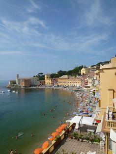 Sestri Levante Liguria Italia (Luglio) Sestri Levante, River, Outdoor, Outdoors, Rivers, Outdoor Games