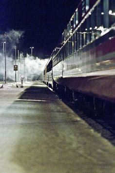 Norwegian train