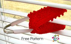 blind lobsters free crochet pattern. Clean your blinds, ceiling fan blades and more.