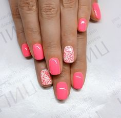 Shared by Nadya Z. Find images and videos about nails, nail polish and nail design on We Heart It - the app to get lost in what you love. Girls Nail Designs, Nail Art Designs, Stylish Nails, Trendy Nails, Nail Manicure, Toe Nails, Nail Polish, White Nails, Pink Nails