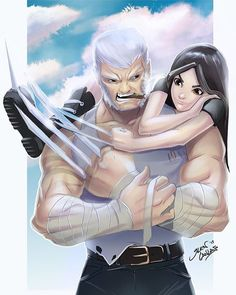 By Glen Cankas #wolverine #marvel #comics #marvelcomics #superhero #hero #villain #power #superheropower #answer #question #batman #superman #wonderwoman #justiceleague #leagueofjustice #aquaman #greenlantern #flash #shazam #movie #cartoon #cinema #dc