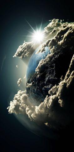 World wallpaper – Fotografie Android Wallpaper Earth, Planets Wallpaper, World Wallpaper, Wallpaper Space, Dark Wallpaper, Colorful Wallpaper, Galaxy Wallpaper, Wallpaper Backgrounds, Iphone Wallpaper