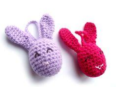 Last Minute Easter Bunny Eggs | kardiomuffelchen (English & German)