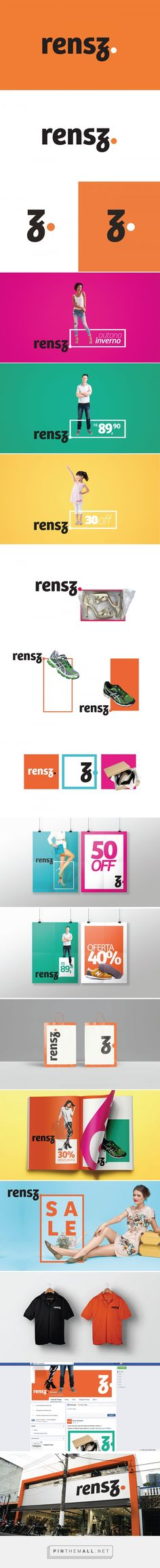 RENSZ on Behance... - a grouped images picture - Pin Them All