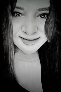 I've always been fascinated about art. Creating something new makes me relaxed. I love drawing portraits