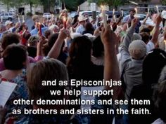 EpiscoNinja  - Who We Are (2.0). A humurous look into The Episcopal Church from a loving perspective.