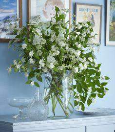lovely bridal wreath