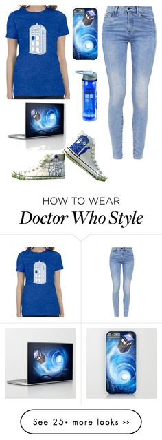 """Doctor Who"" by cait-dancer on Polyvore featuring G-Star and Vandor"
