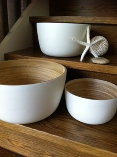 3 Salad bowls - hardtofind.com.au