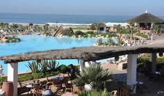riu tikida dunas,hotel à agadir,maroc,plage