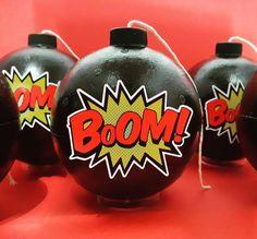 Bomba para centro de mesa