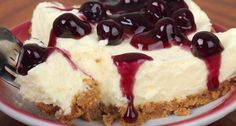 Okay… So This Has To Be The Easiest & The Friggen Tastiest Cheesecake Recipe We Ever Came Across