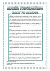 School subjects worksheet - Free ESL printable worksheets made by teachers
