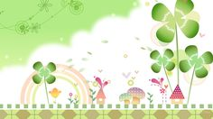 Cute St Patrick's Day Wallpaper | Saint Patrick's Day Full HD - Wallpaper, High…
