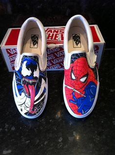 Spider-Man shoes