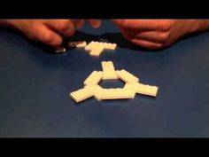 Want to learn how to build a LEGO® snowflake? Watch our Master Model Builder, David, show you how in this video. Lego Ornaments, Lego Club, Nature Center, Wildlife Nature, Chevrolet Logo, Snowflakes, Youtube, Fun, Wilderness