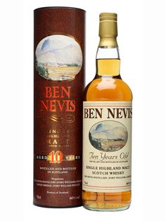 Ben Nevis 10 Year Old Scotch Whisky : The Whisky Exchange