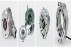 #SME: #Rotary_Shaft #Encoders In rotary encoders with integral bearing and stator coupling, the graduated disk of the encoder is connected directly to the shaft to be measured. The scanning unit is guided on the shaft via ball bearings, supported by the stator coupling. During angular acceleration of the shaft, the stator coupling must absorb only that torque resulting from friction in the bearing, thereby minimizing both static and dynamic measuring error.