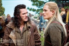 First official photo of Legolas from The Hobbit: There and Back Again.     Also, how did I NOT realize he'd be in this??