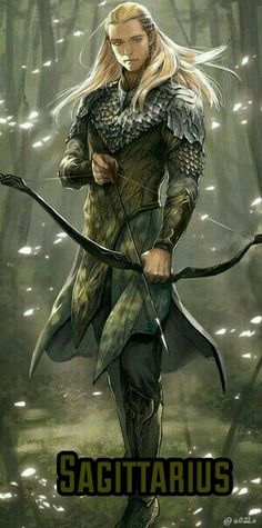 Legolas fan art from The Hobbit Fantasy Male, Fantasy Warrior, Elf Warrior, Tolkien, Legolas Und Thranduil, Gandalf, Elfen Fantasy, Elfa, Wood Elf