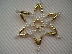 Schmuck-Corner - Perlenschmuck-Corner Basteln Perlensterne Perlen Schmuck - Perlensterne