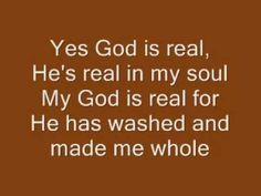 Lyndle Randle.....my God is real - YouTube