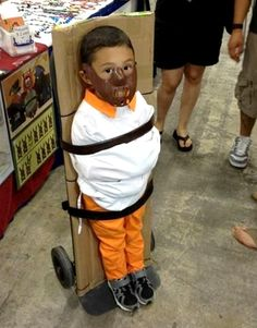 15 Halloween Costumes for Toddlers that might be Punishment in Disguise