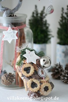 cookie gift wrap idea