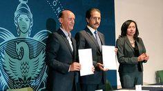 Firman BUAP y Sedatu convenio de colaboración