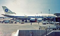So Cal Metro - Varig 747 Boeing 747-300 of Varig Airlines (Brazil) at Los Angeles in July 1991. This aircraft flew for Varig since new in 198...