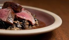 Looking for something to cool with all those morels you've picked? Here is a perfect recipe: venison medallions with morel sauce. Get foraging! Venison Backstrap, Venison Tenderloin, Tenderloin Recipe, Trout Recipes, Sauce Recipes, Venison Recipes, Meat Recipes, Yummy Recipes, Healthy Recipes