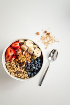 The Best Vegan Homemade Acai Bowl Recipe