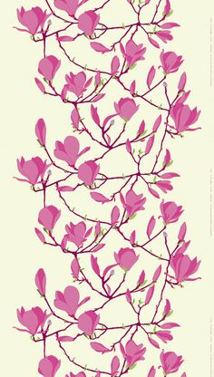 bold and beautiful prints of Marimekko Fabrics