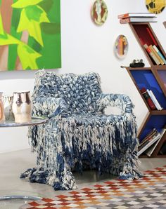via Eric Trine- in love with that chair