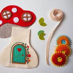 Progress on my #custom #project 🍄 . . #makingpeoplehappy #thecraftdesk #flatlays #craftdesk #creative #creativeart #inprogress #onmydesk #craft #felt #custommade #handmade #gift #handcrafted #handsewn #makersgonnamake #sewing #sewingbox #scrissors #mushroom #toadstool #fairytale #ilovemyolympus #olympus #olympusomdmark2 #olympusomdem10markii