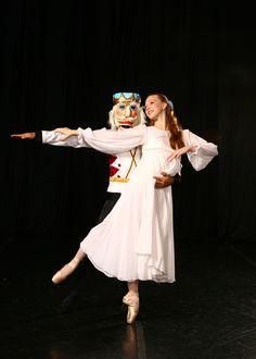 The Nutcracker Ballet, Clara & her Prince