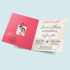 DIY-Hochzeitseinladungen im Reisepasse-Passport Design: Globetrotter. Einladungskarten online designen und bestellen
