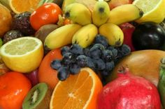 variety in food: what the colors can do for your health!