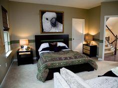 Eclectic Bedrooms from Erinn Valencich : Designers' Portfolio 2209 : Home & Garden Television#//room-bedrooms#//room-bedrooms