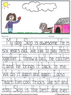 Check Out These Creative Writing Samples from Our Thornhill Fall     Pinterest