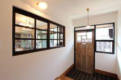 明治・大正時代のアンティーク窓|ベルギー製アンティーク扉