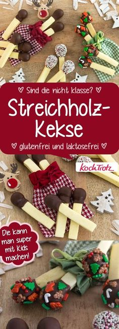 Great cookies as string matches, not just for Christmas free # lactose free Sem Gluten Sem Lactose, Sans Gluten Sans Lactose, Lactose Free, Easy Smoothie Recipes, Easy Healthy Recipes, Snack Recipes, Christmas Gingerbread, Christmas Cookies, Cookies Sans Gluten