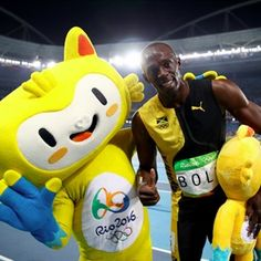 Usain Bolt at Rio 2016: When is the 200m final and can the Jamaican break his world record? (Cameron Macphail)
